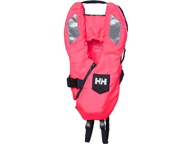 Helly Hansen Safe+ Chaleco Rescate Niños, neon pink